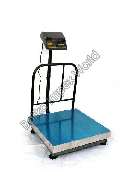 600x600mm Platform Weighing Scale