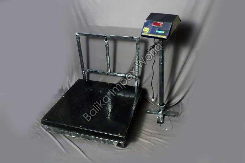 750x750mm Platform Weighing Scale