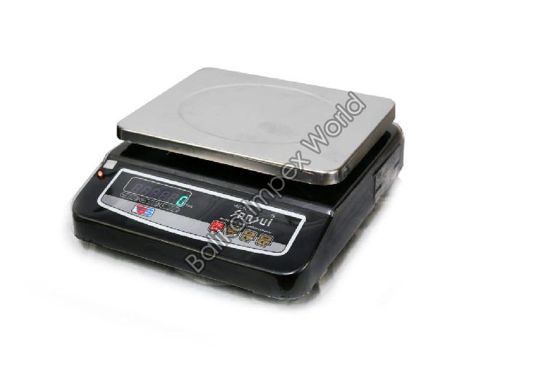 Single Piece Table Top Weighing Scale