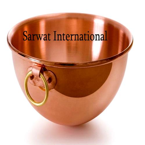 Copper Plain Bowl