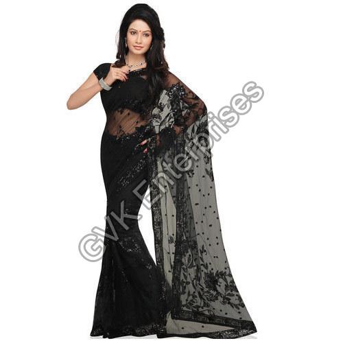 Net Ladies Sarees