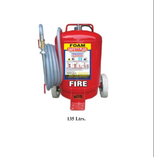 135 Ltr Mechanical Foam Fire Extinguisher