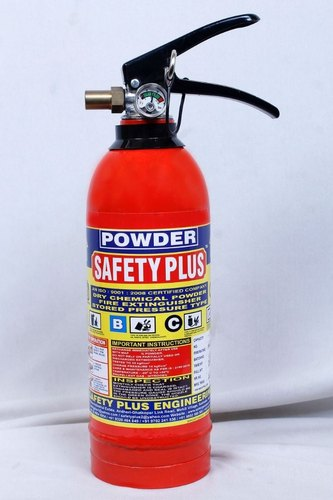 4 KG BC Fire Extinguisher
