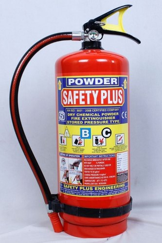 6 KG ABC Fire Extinguisher