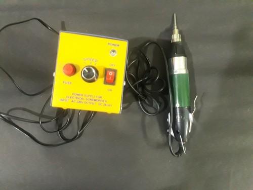 LED Bulb Screw Fitting Machine