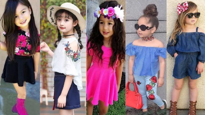 Girls Western Wear