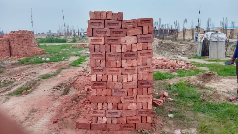 Red Bricks Manufacturer,Wholesale Red Bricks Supplier in Palwal ...