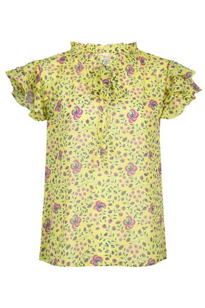 Printed Cotton Tops