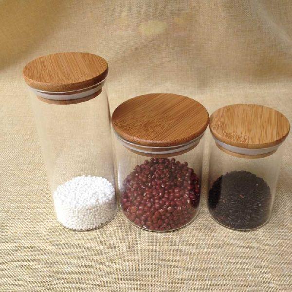 Wooden Jar Lid