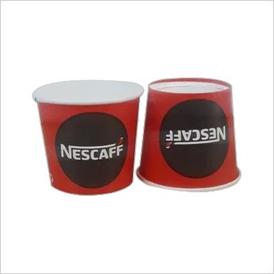 100ml Disposable Paper Cup
