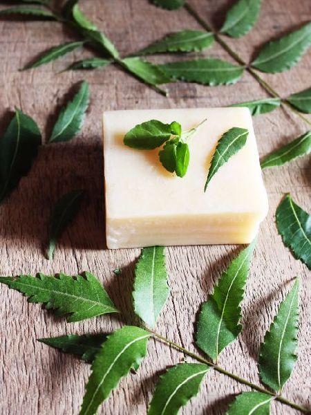 Handmade Neem Tulsi Soap