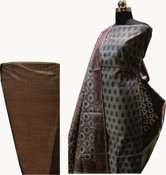 Cotton Silk Suit Material
