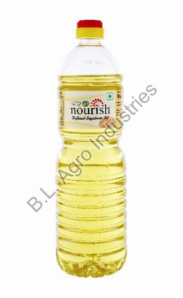 1 Ltr Refined Soyabean Oil