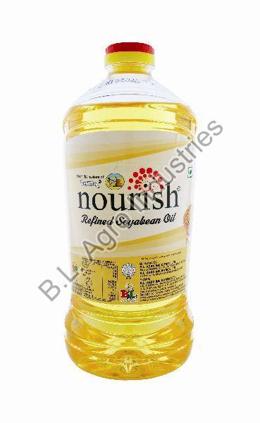 Nourish 2 Ltr Refined Soyabean Oil