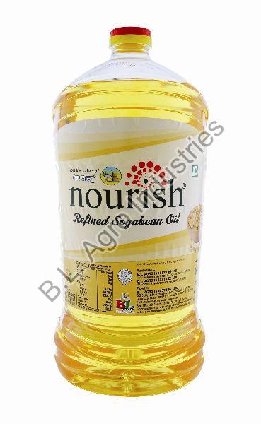 Nourish 5 Ltr Refined Soyabean Oil