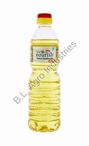 500ml Refined Soyabean Oil