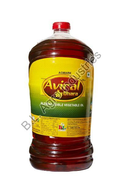 Blended Edible Vegetable Oil
