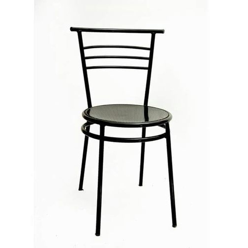 Steel Armless Chair
