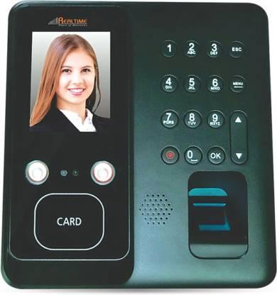 Realtime T304F Biometric Fingerprints & Face Time Attendance Machine