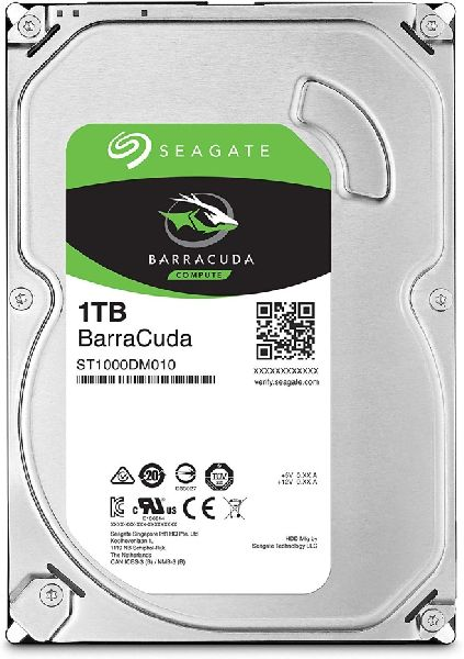 Seagate BarraCuda Desktop Hard Drive