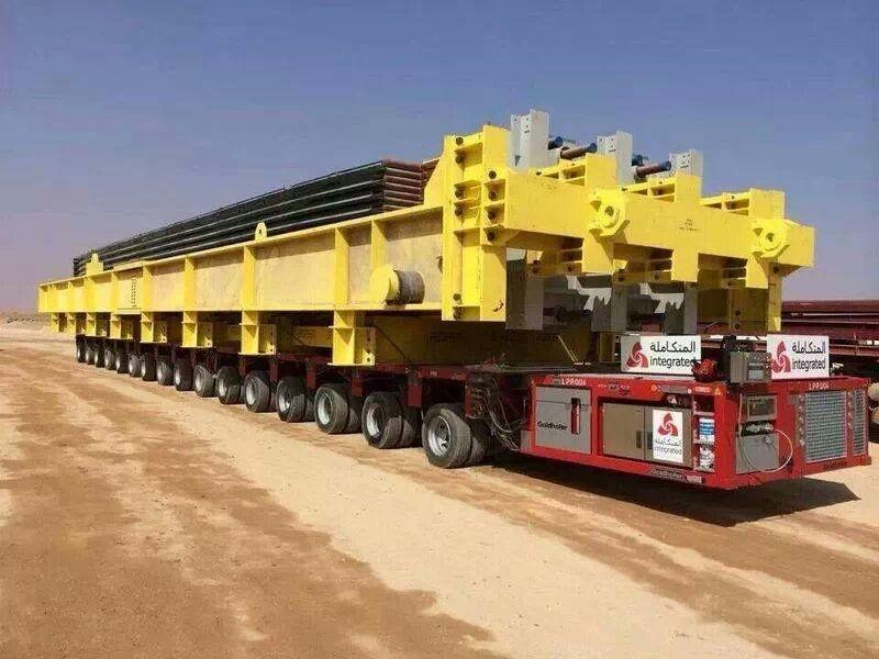 Heavy Transportation Services