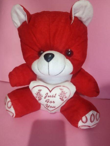 Red Teddy Bear Soft Toy