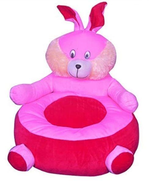 Rabbit Shape Soft Toy Chair