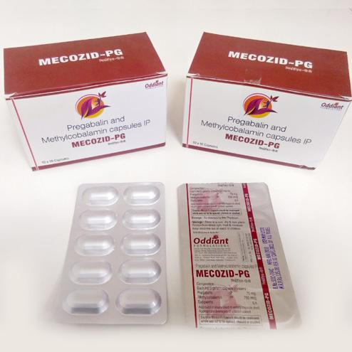 Mecozid PG Capsules