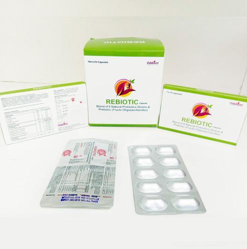 Rebiotic Capsules