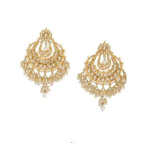 Imitation Kundan Earrings