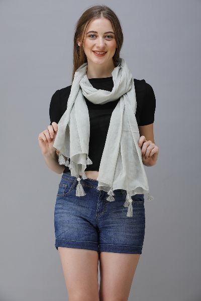 Cotton Dyed Stole