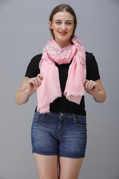 Cotton &  Silk Scarves