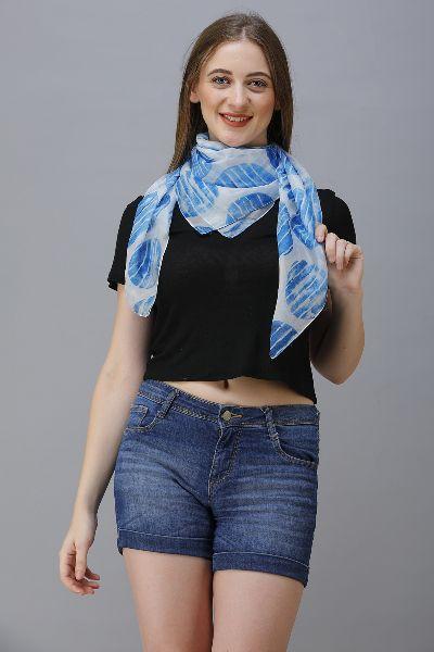 Digital Printed Silk Scarves