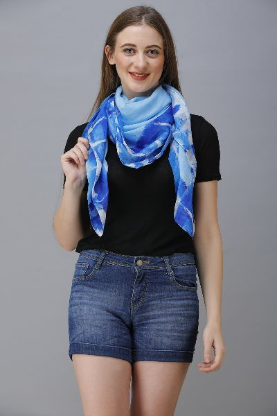 Printed &  Dyed Scarves