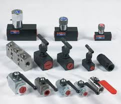 High Pressure Hydraulic Valves
