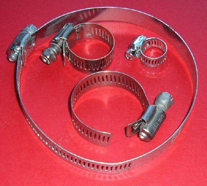 Mild Steel Hose Clamp