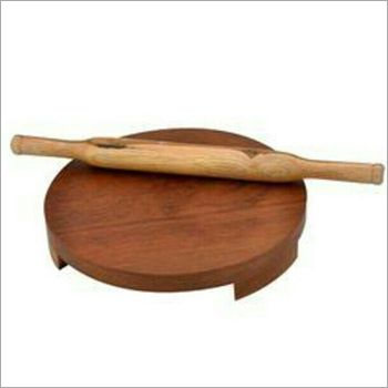 Teakwood Rolling Pin Board Set