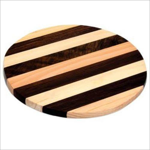 Wooden Round Trivet