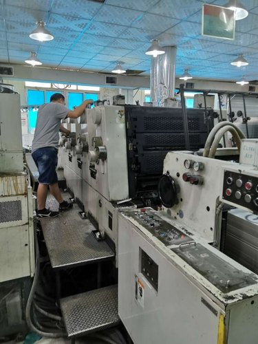 Komari Lithrone Automatic Offset Printing Machine