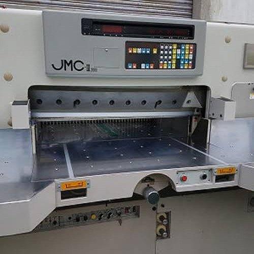 JMC Programmable Paper Cutting Machine