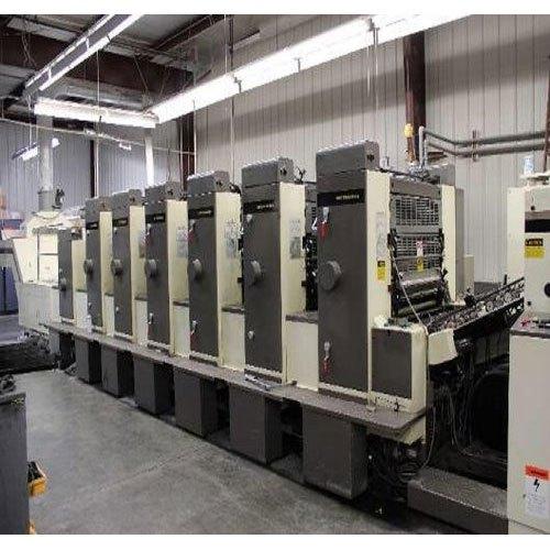 Mitsubishi Automatic Offset Printing Machine
