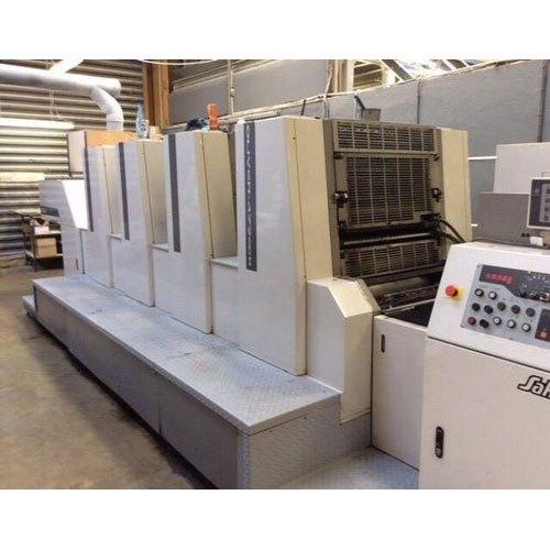 Sakurai Automatic Offset Printing Machine