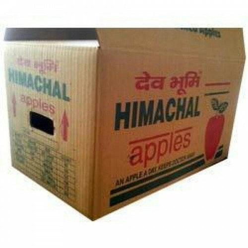 Corrugated Apple Packaging Box