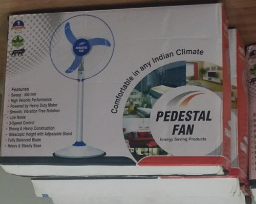 Pedestal Fan Packaging Boxes