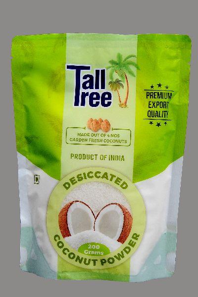 200 gm Desiccated Coconut Powder