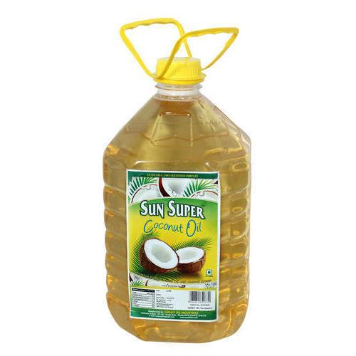 5 Litre Sun Super Coconut Oil