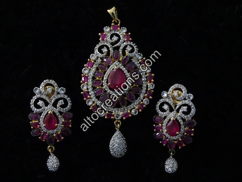 Silver Rhodium Jewellery