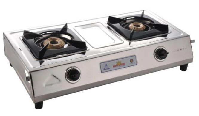 Classic Butterfly Gas Stove