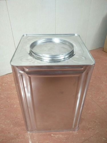 Biscuit Tin Container