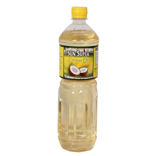 Sun Super 1 Litre Coconut Oil Pet Bottle